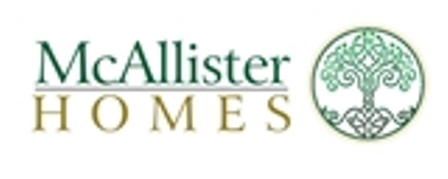 mcallister homes logo